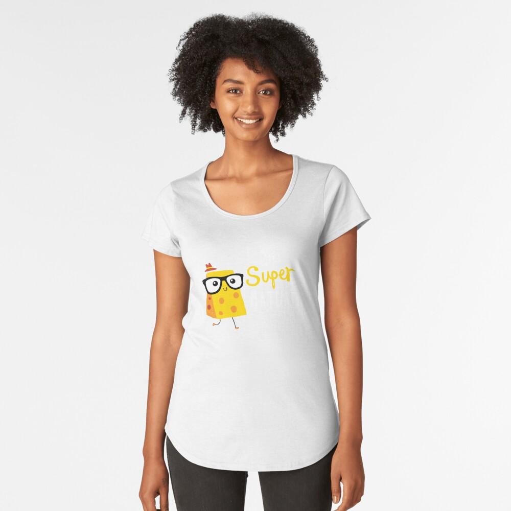 Super Mature Premium Scoop T-Shirt