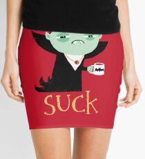 Minifalda Mañanas chupe