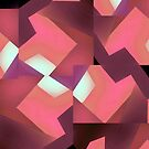 Copy of The Hidden - Pattern (Pinks) by stringerthings