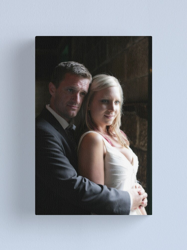 Alternate view of Wedding Portfolio Canvas Print