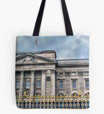 Buckingham Palace ~ London Tote Bag