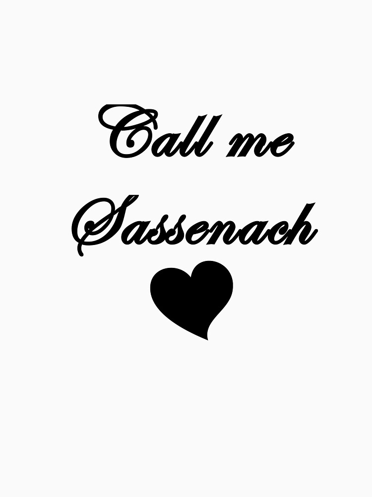 Call me Sassenach by carololiiveira