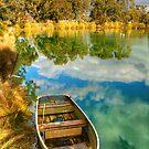 Reflections at Nuriootpa, Barossa Valley by Elana Bailey