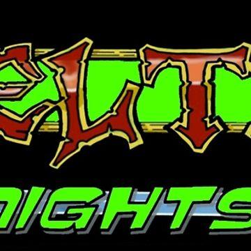 Celtic Knights logo by Pogoshots