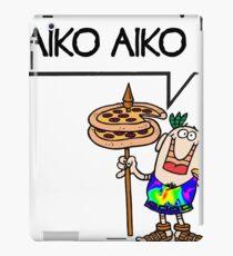 Aiko Aiko draft iPad Case/Skin