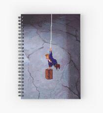 Monkey Island II Spiral Notebook