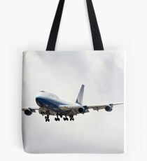 Final Approach Tote Bag