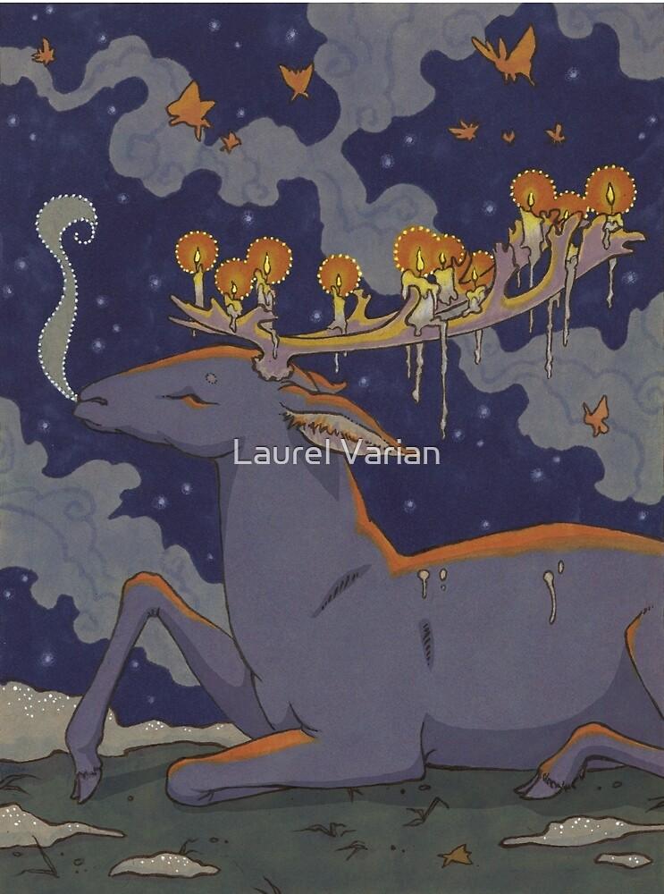 Glow by Laurel Varian