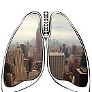 Lungs - Empire State Building by riskeybr