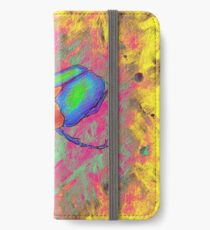 Protaetia cuprea ignicollis - Flower Beetle iPhone Wallet/Case/Skin