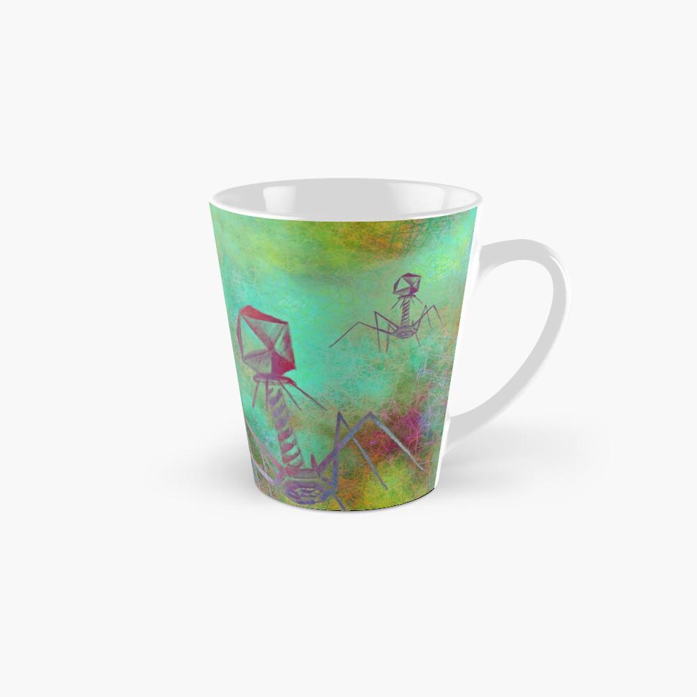 Bacteriophage Invasion  Mug