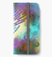 In the beginning there were microbes  iPhone Wallet/Case/Skin