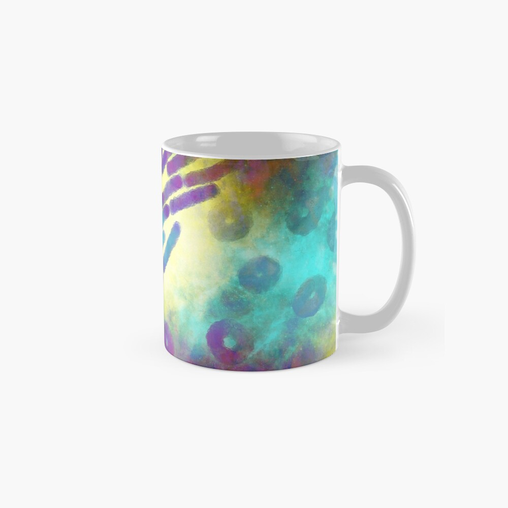 In the beginning there were microbes  Mug