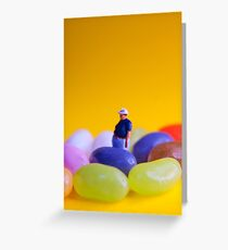 Jelly Belly! Greeting Card