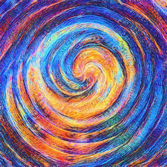 Abstraction of vortex wave