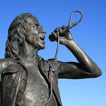 Bon Scott (AC/DC) by jedi300