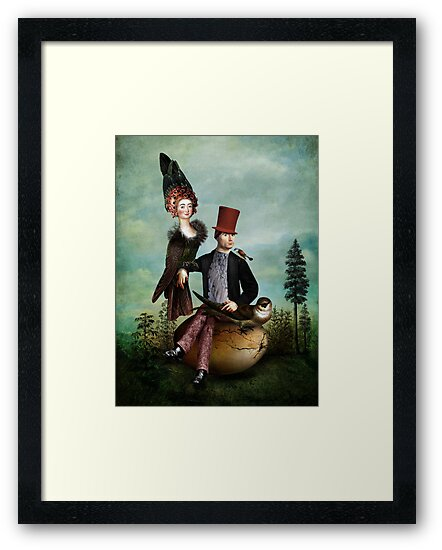 family portrait by Catrin Welz-Stein