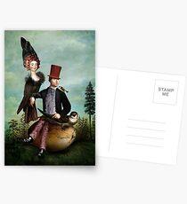 family portrait Postcards