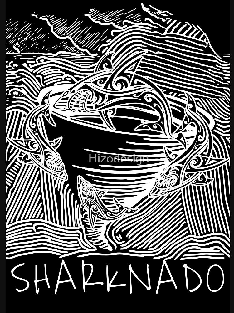 Sharknado by Hizodesign