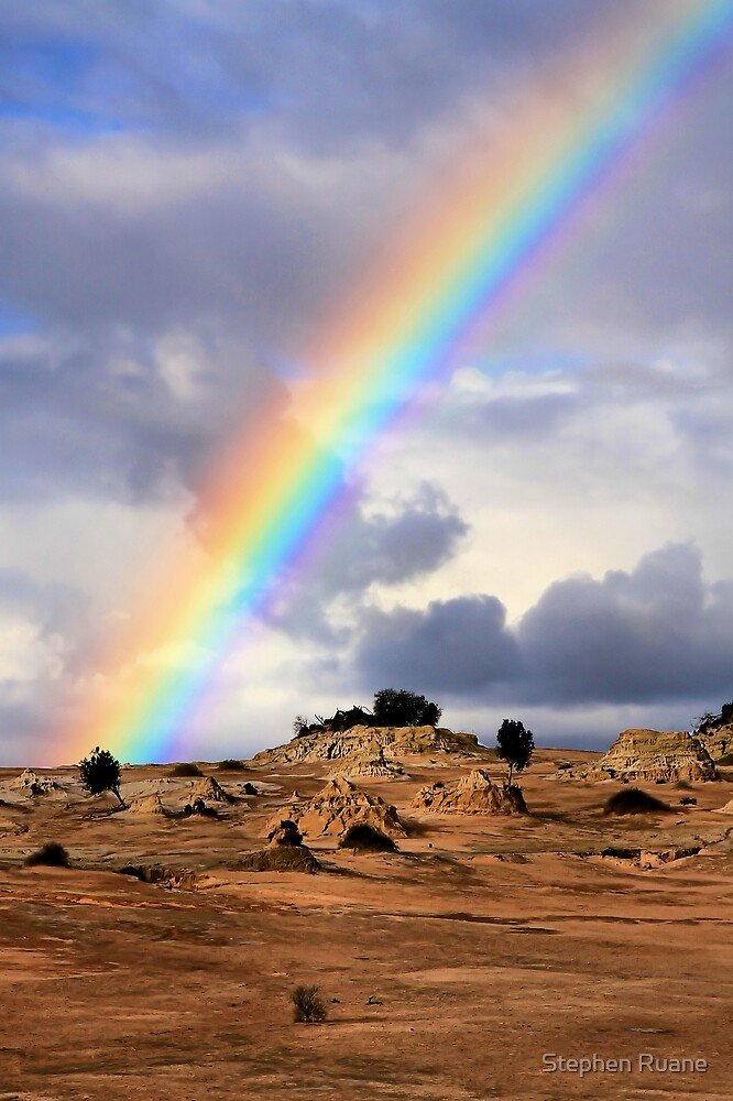 Searching For A Pot Of Gold by Stephen Ruane