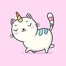 Cat Unicorn by zoljo