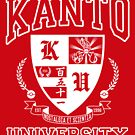 Sticker! Kanto University by merimeaux