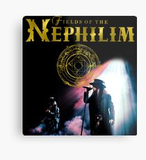 Fields Of The Nephilim Metal Print