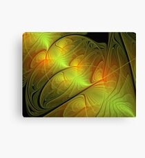 Layer Afer Layer Canvas Print