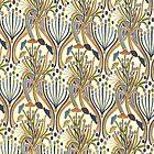 WILLIAM MORRIS DETAIL 1045 von Thomas Barker-Detwiler