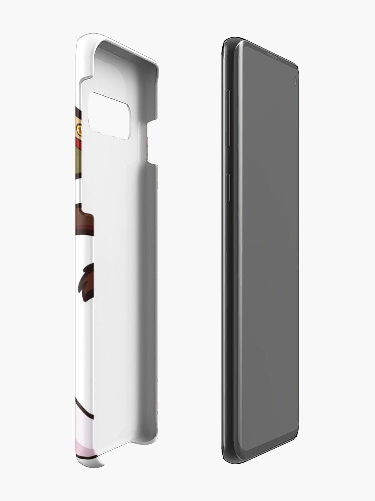 Alternative Ansicht von Senri Hülle & Klebefolie für Samsung Galaxy