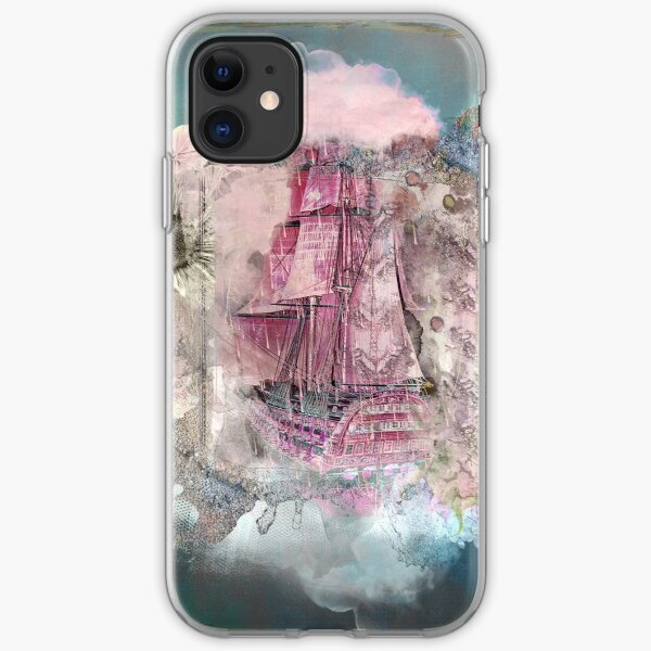 In the Pink iPhone Soft Case