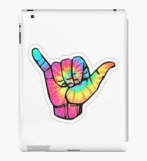 Krawatten-Shaka iPad-Hülle & Klebefolie