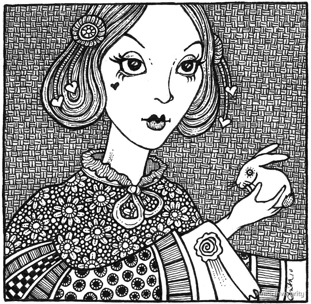 Princess Sophia by Anita Inverarity