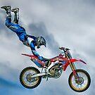 MX Stunt Rider by Brian Tarr