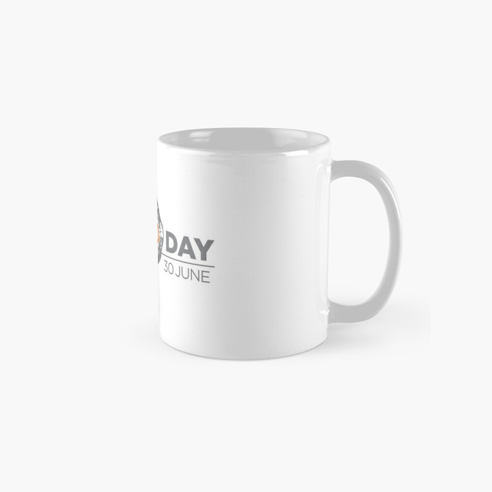 Asteroid Day Luxembourg Mugs