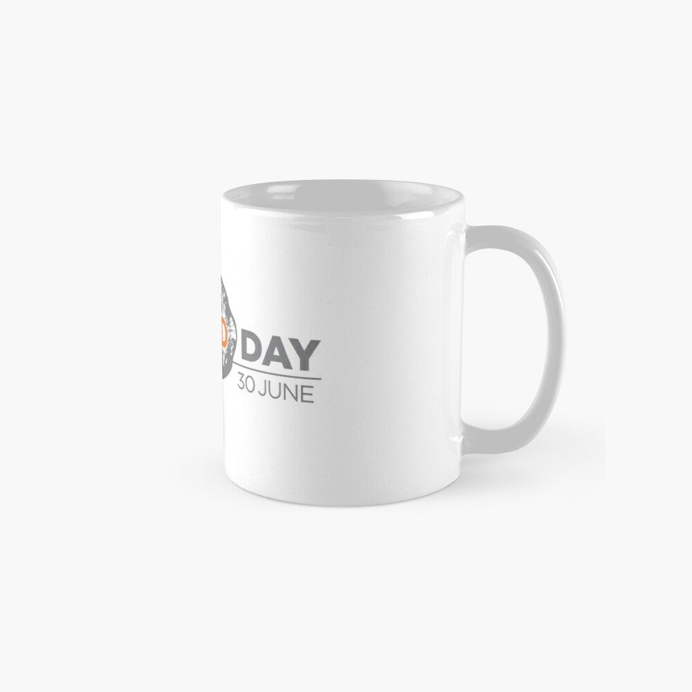 Asteroid Day Latvia Mugs