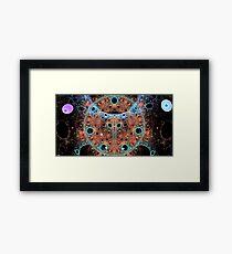 The Beads of Time Framed Art Print