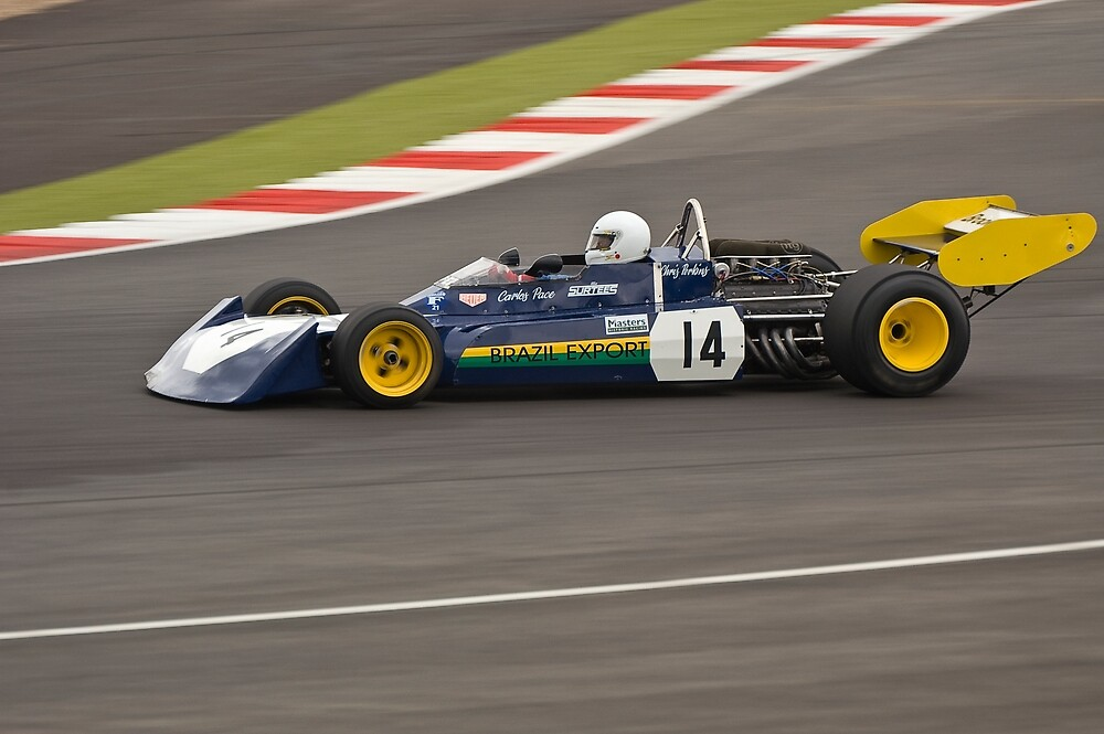 1973 Surtees TS14 by Willie Jackson