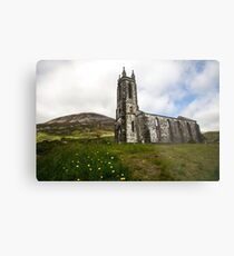The Old Church Metal Print