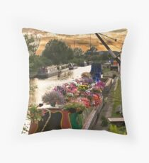 Nicola Throw Pillow