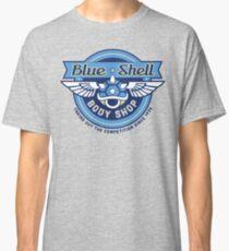 Blue Shell Auto Body Classic T-Shirt