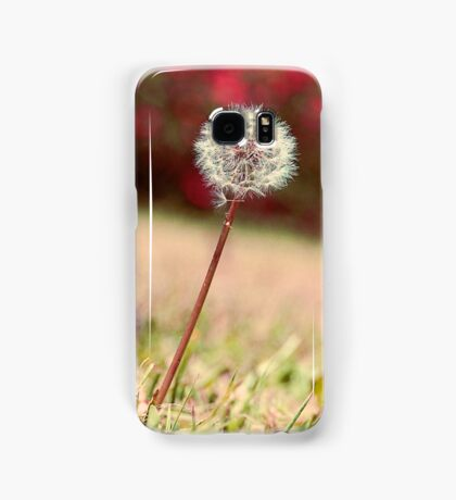Fine by nature Samsung Galaxy Case/Skin