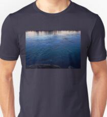Blue hour swirl T-Shirt