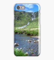 Glenveagh Waterfall iPhone Case/Skin