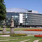 Norman Foster`s Metropolitan building - Warsaw, Poland by Lukasz Godlewski