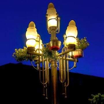 Lamp of Hope by masarukishino