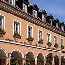 Le Regina hotel in Warsaw, Poland by Lukasz Godlewski