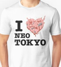 I Tetsuo Neo Tokyo Unisex T-Shirt