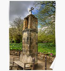 The Kirkhill Astronomical Pillar Poster