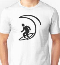 Surfer Unisex T-Shirt